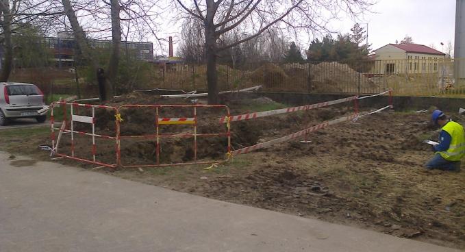 Szeged-Algyő - Ivóvízminőség javító program - vezetéképítés